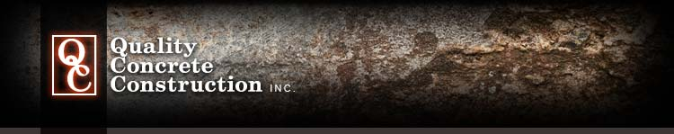 quality concrete header image